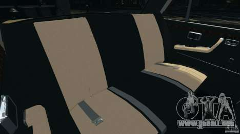 Mercedes-Benz 300Sel 1971 v1.0 para GTA 4 vista lateral