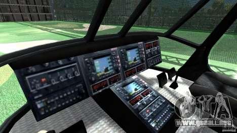 Liberty Sky-lift para GTA 4 visión correcta