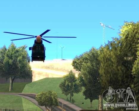 Cops Hoddogeres para la visión correcta GTA San Andreas