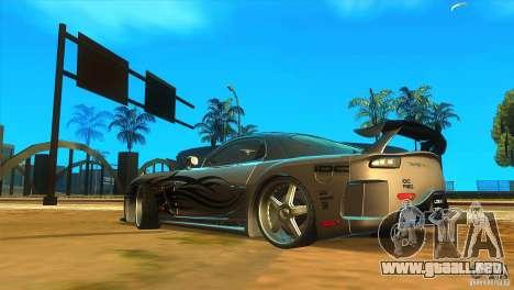 ENBSeries by Fallen para GTA San Andreas séptima pantalla