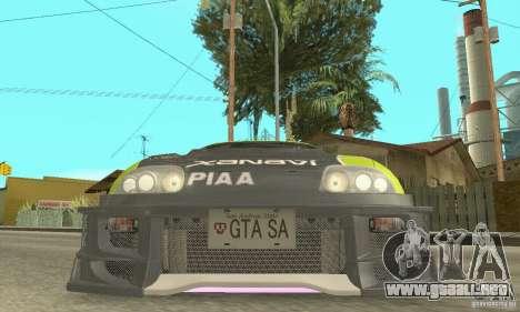 Toyota Supra Tunable 2 para GTA San Andreas