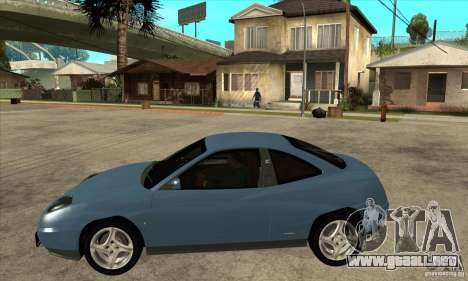 Fiat Coupe - Stock para GTA San Andreas left