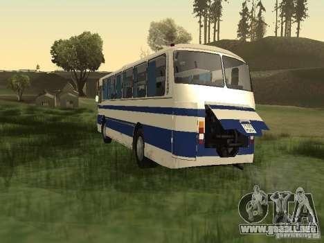 LAZ 699R para la visión correcta GTA San Andreas