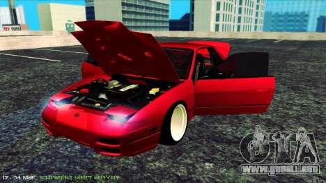 Nissan Onivia para la visión correcta GTA San Andreas