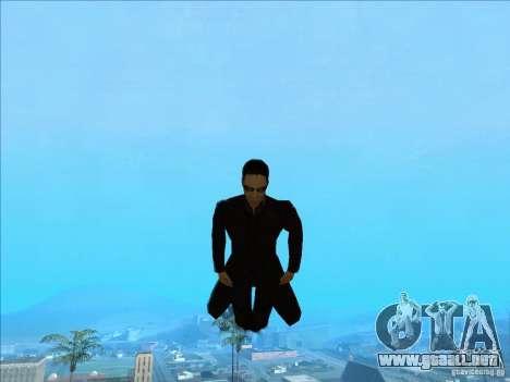 Matrix Skin Pack para GTA San Andreas undécima de pantalla