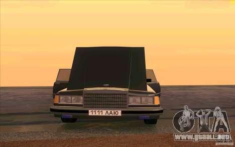 ZIL 41041 para visión interna GTA San Andreas