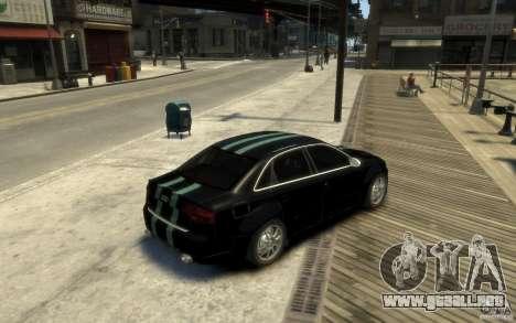 Audi RS4 para GTA 4 visión correcta