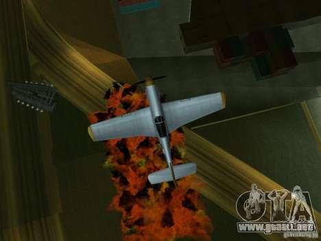 Bombas para aviones para GTA San Andreas sucesivamente de pantalla