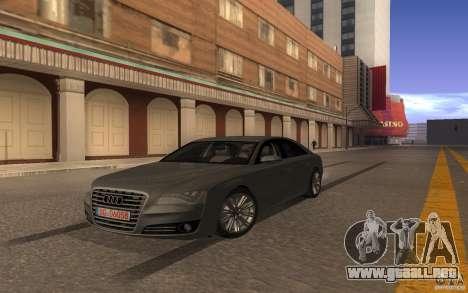 ENBSeries by muSHa v2.0 para GTA San Andreas