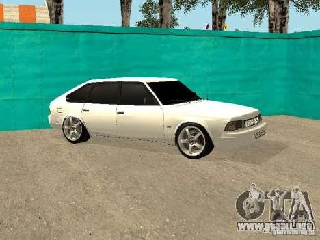 Moskvich 2141 para GTA San Andreas