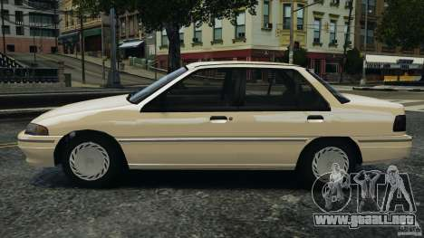 Mercury Tracer 1993 v1.1 para GTA 4 left