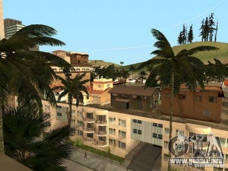 Maps for parkour para GTA San Andreas