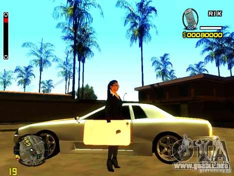 IPhone Granada v1 para GTA San Andreas segunda pantalla