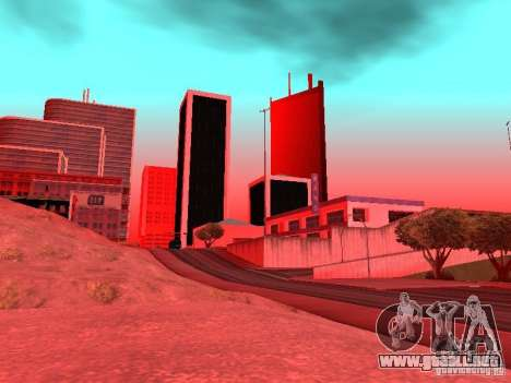 Weather manager para GTA San Andreas undécima de pantalla