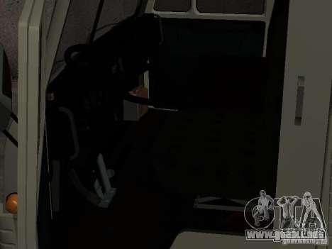 KAMAZ 4310 Watch para la visión correcta GTA San Andreas