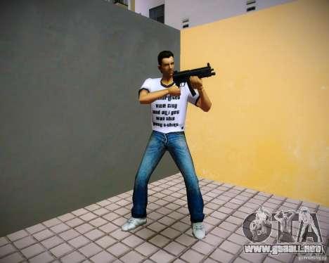 Pak armas de GTA4 para GTA Vice City séptima pantalla