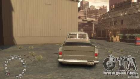 Declasse Hustler para GTA 4 left