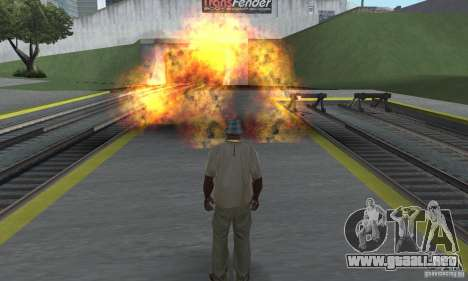 New Effects para GTA San Andreas