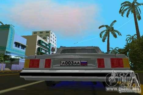 ZIL 41047 para GTA Vice City vista posterior