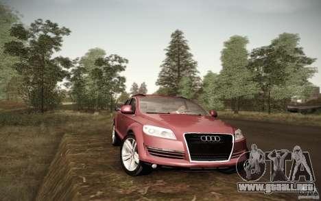 Beautiful ENBSeries para GTA San Andreas