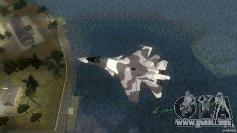 VC Air Force para GTA Vice City left