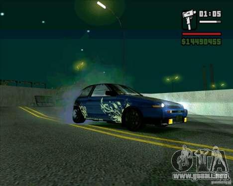 Toyota Trueno AE86 V3.0 para GTA San Andreas left