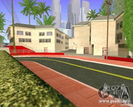 Nuevas texturas de Los Santos para GTA San Andreas twelth pantalla