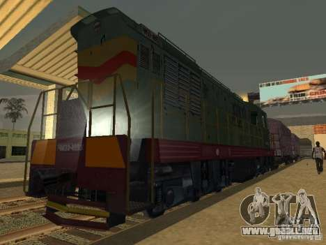 Chme3 4893 para GTA San Andreas left