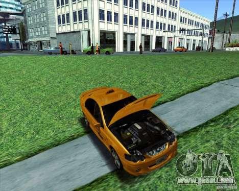 Ford Falcon XR8 Taxi para la visión correcta GTA San Andreas