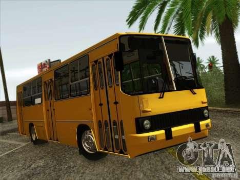 IKARUS 260 para la visión correcta GTA San Andreas