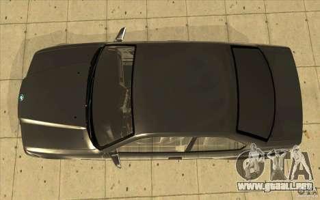 BMW E36 M3 - Stock para la visión correcta GTA San Andreas