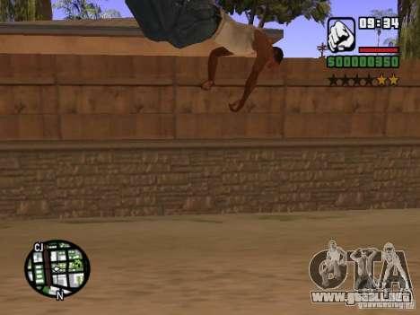 ACRO Style mod by ACID para GTA San Andreas twelth pantalla