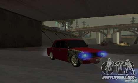 VAZ 2101 Restyling para GTA San Andreas