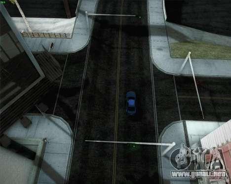 Nuevos caminos alrededor de San Andreas para GTA San Andreas séptima pantalla