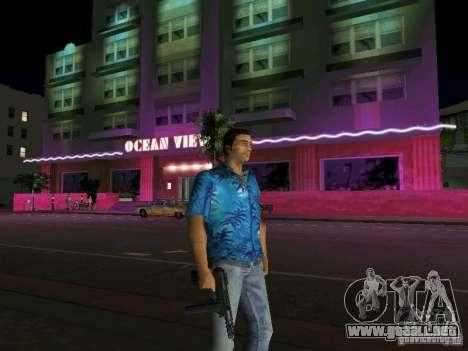 Modelo de Tommy Vercetti BETA para GTA Vice City segunda pantalla