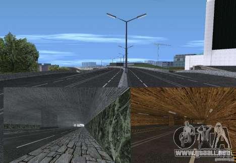 Nuevos caminos para GTA San Andreas