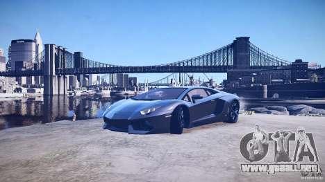 Lamborghini Aventador LP700-4 v1.0 para GTA motor 4