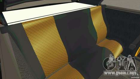 Opel Kadett D GTE Mattig Tuning para vista lateral GTA San Andreas