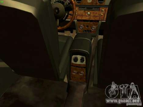 Rolls-Royce Phantom V16 para la visión correcta GTA San Andreas