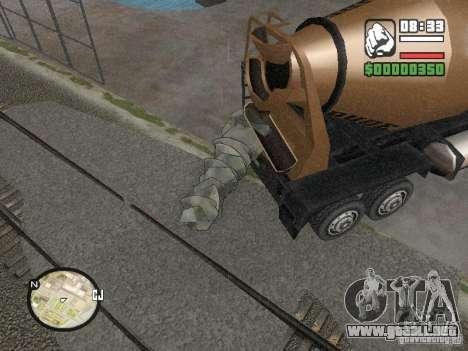 Chement para GTA San Andreas