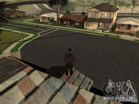 Nuevos caminos en Los Santos para GTA San Andreas