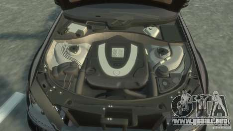 Mercedes-Benz S350 VIP para GTA 4