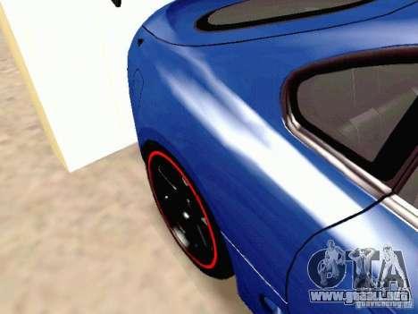Toyota Supra Drift Edition para la visión correcta GTA San Andreas