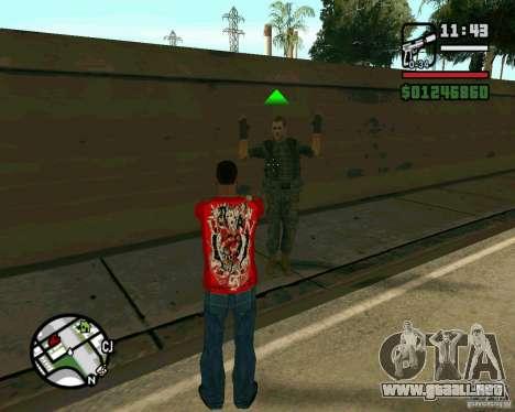 Soldados iraquíes para GTA San Andreas