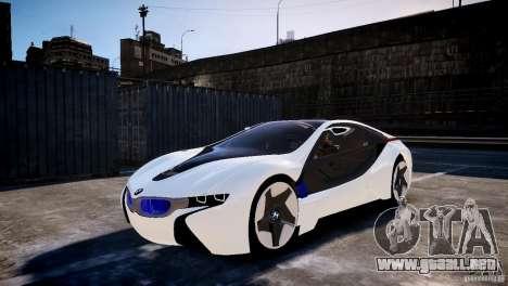 BMW Vision Efficient Dynamics 2012 para GTA 4