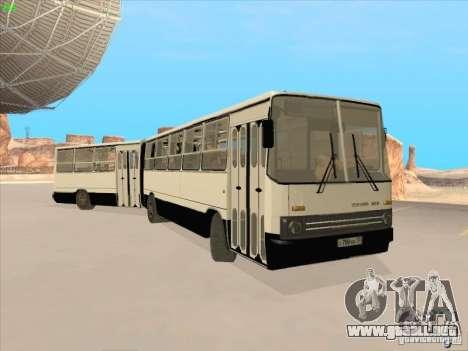 IKARUS 280.03 para visión interna GTA San Andreas