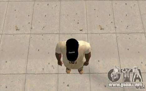 Tapa del CMI para GTA San Andreas tercera pantalla