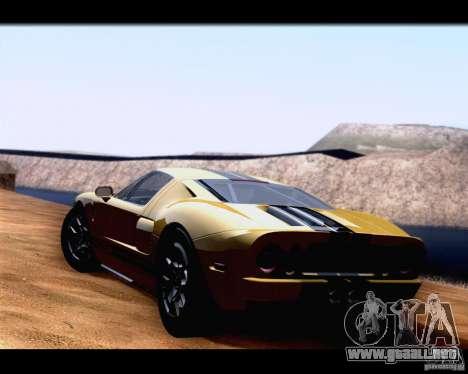 ENBSeries SA_NGGE para GTA San Andreas tercera pantalla