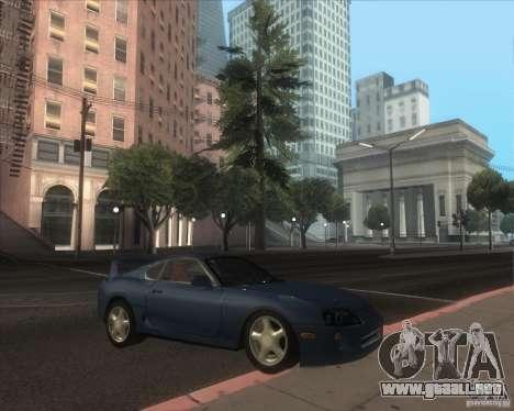 ENB from GTA VI come Back para GTA San Andreas tercera pantalla