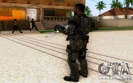 Salazar, de bacalao: BO2 para GTA San Andreas tercera pantalla